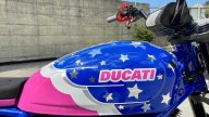 Moto - News: Ducati Scrambler: la special flat track di Sami Panseri