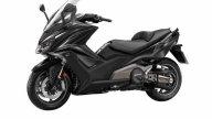 Moto - News: Kymco AK 550 2021, il maxi-scooter si adegua all'Euro 5