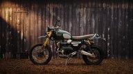 Moto - News: Triumph Scrambler 1200 Steve McQueen Edition, la moto per i King of Cool