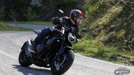 Moto - Test: Prova Honda CB 1000 R Black Edition 2021: la più bella da guidare su strada?