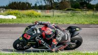 MotoGP: Pecco Bagnaia non si ferma! Eccolo a Pomposa con la Panigale V2