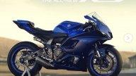 Moto - News: Yamaha R7: ecco gli scatti rubati! - FOTO GALLERY