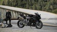 Moto - Gallery: Yamaha R7: giù i veli! Le basteranno 73 cavalli?