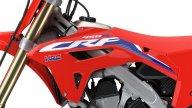 Moto - News: Honda CRF450R 2022: ulteriori perfezionamenti per la cross giapponese