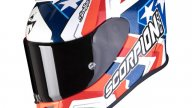 Moto - News: Scorpion EXO R1 AIR, il casco integrale di Fabio Quartararo