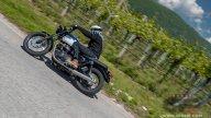 Triumph Bonneville 2021, la prova