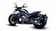 Moto - News: NON ENTRARE !!! Benda LFC700, dalla Cina arriva la cruiser anti Ducati Diavel