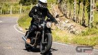 Moto - Test: NON ENTRARE! Prova Triumph Bonneville T100, T120 e Street Twin: roadster eterne