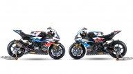 SBK: BMW toglie il velo! Ecco le livree 2021 di van der Mark e Sykes