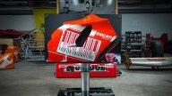 Moto - News: NON ENTARE - Una carena della Ducati Desmosedici da MotoGP di Casey Stoner all'asta