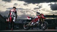 Moto - News: NON ENTRARE !!! Ducati Hypermotard 950: nuova nel motore e versione SP con nuova livrea
