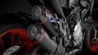 : NON ENTRARE !!! Ducati Monster: nuovi accessori per personalizzare la naked bolognese