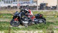 Moto - News: Ducati Multistrada V4 Pikes Peak: beccata su strada [FOTO GALLERY]