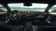 """Auto - News: Ferrari 812 Competizione ed A 2021: la nuova """"rossa"""" con il V12"""