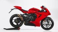 Moto - News: MV Agusta F3 800 Rosso: la sportiva di Schiranna ora è più accessibile