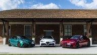 "Auto - News: Alfa Romeo Giulia GTA 2021: arriva la ""Gran Turismo Alleggerita"""