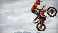 Moto - News: KTM SX 2022: la nuova gamma motocross Ready to Race