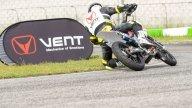 Moto - Test: Campionato Nazionale Velocità Motard 100: GPOne in gara con la Vent Derapage RR