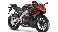 Moto - News: Aprilia RS 125 e Tuono 125 2021: si rinnovano le sportive per i 16enni