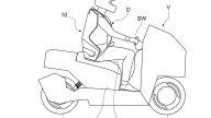 Cintura di sicurezza per motociclisti