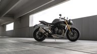 Moto - Test: NON ENTRARE !!! Verso la prova: Triumph Speed Triple 1200 RS, la naked inglese punta alla vetta