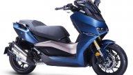 Moto - Scooter: NON PUBBLICARE OGGI !!! Tairong TR400: lo scooter con lo sguardo da Ducati Panigale
