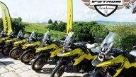 Moto - News: NON ENTRARE !!! Suzuki V-Strom Academy 2021: corsi di guida per tutti per imparare a sterrare