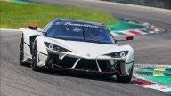 Auto - News: Svelata la Pambuffetti PJ01 al MIMO 2021 di Milano Monza