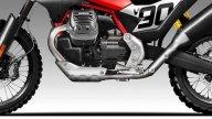 Moto - News: Se Moto Guzzi tornasse a correre nei Rally? La V85TT diventerebbe così