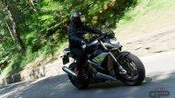 Moto - Test: NON ENTRARE Prova video BMW S 1000 R 2021, nuovo look e si fa quasi mansueta