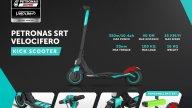 Moto - News: Petronas SRT, il monopattino del team di Valentino Rossi