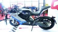 Moto - News: QJ7000D: il concept di moto elettrica nel futuro di Benelli?