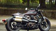 Moto - News: Harley-Davidson Sportster S: 121 CV per la rivoluzione!
