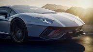 Auto - News: Lamborghini Aventador LP 780-4 Ultimae: il canto del cigno del V12 termico aspirato