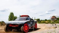 Auto - News: Audi RS Q E-Tron: iniziati i long test pre Dakar 2022