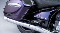 Moto - News: BMW R 18 B e Transcontinental: il big boxer diventa touring