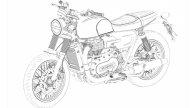 Moto - News: Brixton 1200: ecco i brevetti dell'anti-Bonneville