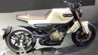 Moto - News: Feiken TT250: la copia cinese di Husqvarna Svartpilen
