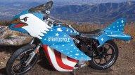 Moto - News: Usato per pochi: la moto più brutta del mondo va all'asta