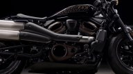 Moto - News: Harley-Davidson Custom 1250, svelati nome, design e dettagli del motore