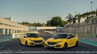 Auto - Test: Honda Civic 'Type R' LE: test a Vallelunga della hot hatch Fast & Furious
