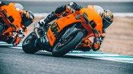 Moto - News: KTM RC 8C 2022: la supersportiva pronto-pista in soli 100 esemplari
