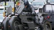Moto - News: Batman: le immagini rubate del nuovo film del supereroe