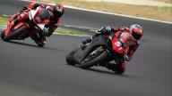 MotoGP: Operazione nostalgia: Pirro e Lorenzo in pista assieme a Misano