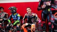 MotoGP: Bagnaia e i suoi 'fratelli': i piloti della VR46 (con Rossi) a Misano