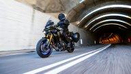 Moto - News: Mercato: Yamaha Tracer 9 campione di vendite in Italia e Inghilterra