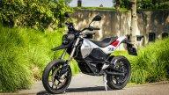 Moto - News: Zero Motorcycles FXE 2022: il motard si fa elettrico