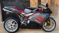 Moto - News: MV Agusta F4 Senna: uno dei 300 esemplari è all'asta