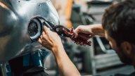 Moto - News: Ducati Monster 1200: DeBolex le trasfroma in sportive vintage