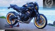Moto - News: Honda CB650R Custom: ecco la vincitrice della miglior customizzazione